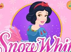 Snow White House Makeover