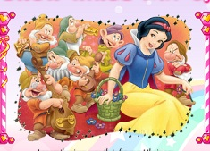 Snow White Mix Up