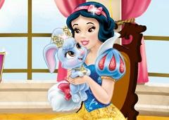 Snow White Palace Pet