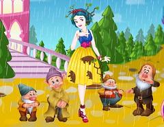 Snow White Rainy Day