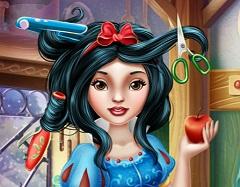 Snow White Real Hairtyle