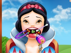 Snow White Throat Care