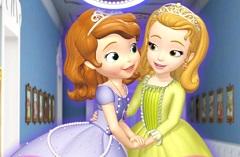 Sofia and Friends Jigsaw Puzzle