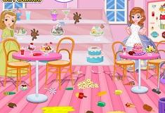 Sofia Ice Cream Parlour Cleaning