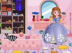 Sofia Room Clean Up