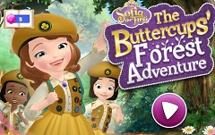 Sofia the Butercups Forest Adventure