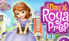 Sofia the First A Day at Royal  Prep