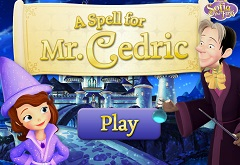 Sofia the First a Spell for Mr Cedric