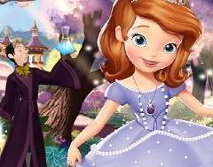 Sofia the First and Cedric Potion