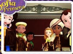 Sofia the First and Classmates Puzzle