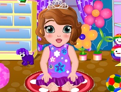 Sofia the First Babbysitting