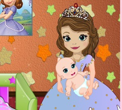 Sofia the First Baby Care