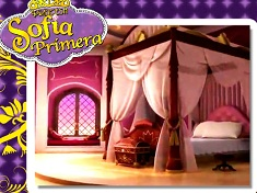 Sofia the First Bedroom Puzzle