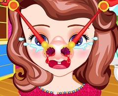 Sofia the First Bleeding Nose
