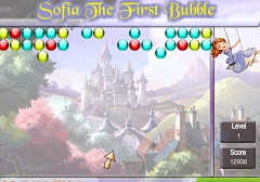 Sofia the First Bubble