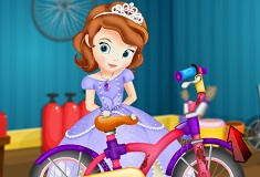 Sofia the First Bycicle Repair