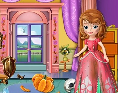 Sofia the First Castle Makeover