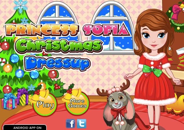 Sofia the First Christmas Clothes