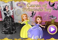 Sofia the First Curse of Princess Ivy