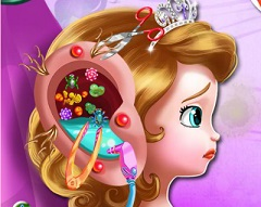 Sofia the First Ear Emergency