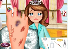 Sofia the First Foot Doctor