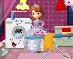 Sofia the First Ironing