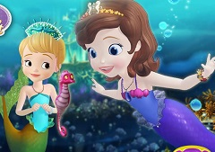 Sofia the First Mermaid Adventure