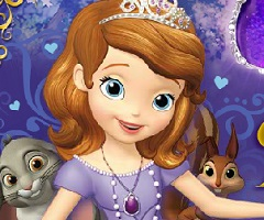 Sofia the First Missing Amulet