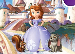 Sofia the First Puzzle Set