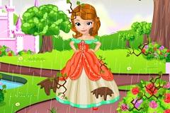 Sofia the First Rainy Day - Jogos Online
