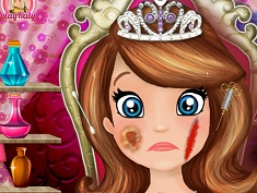 Sofia the First Real Surgery