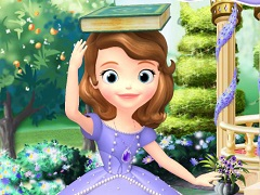Sofia the First Royal Red Carpet