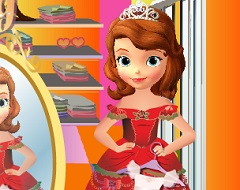 Sofia the First Shopping