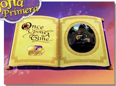 Sofia the First Storybook Puzzle