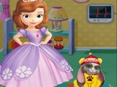 Sofia the First Take Care of Clover
