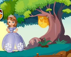 Sofia the First Honey Hunt