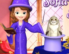 SOFIA THE FIRST MAGIC SPELLS ONLINE - GAMES KIDS ONLINE - GAMES ...