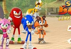 Sonic Link and Smash 2