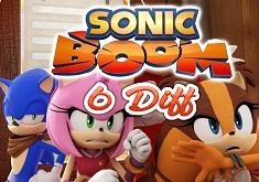Sonic Boom Six Diff