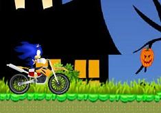 Sonic Halloween Racing