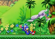 Sonic Jump Start