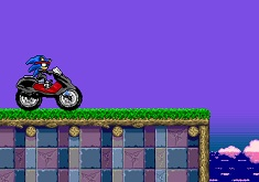 Sonic Ninja Bike