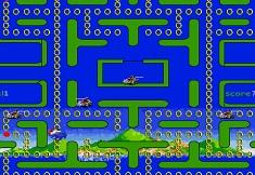 Sonic Pacman