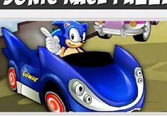 Sonic Race Puzzle