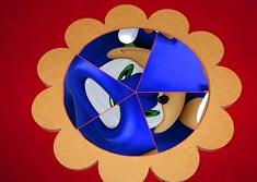 Sonic Round Puzzle