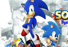 Sonic X Spin n Set