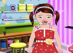 Sophie Dental Problems