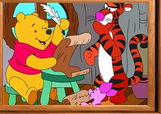 Sort My Tiles Winnie the Pooh