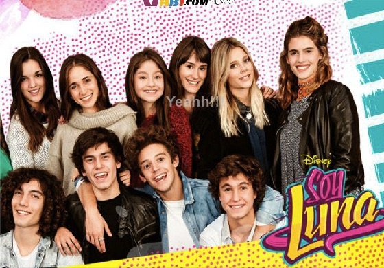 Soy Luna and Friends Puzzle