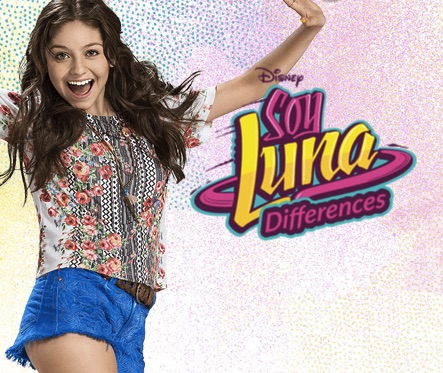 Soy Luna Differences Soy Luna Games